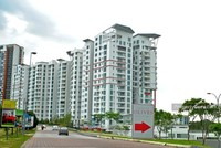 Property for Rent at Subang Olives