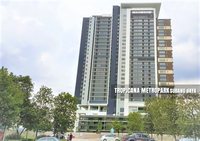 Property for Rent at Tropicana Metropark