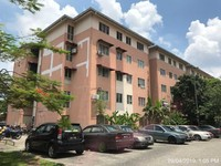 Apartment For Auction at Pangsapuri Palma, Bandar Botanic