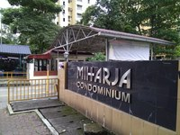 Condo Room for Rent at Miharja Condominium, Cheras
