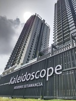 Property for Sale at Setiawangsa Residency @ Kaleidoscope
