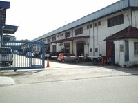 Terrace Factory For Rent at Kampung Baru Sungai Buloh, Sungai Buloh