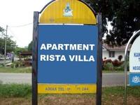 Property for Rent at Rista Villa Apartment