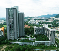 Serviced Residence For Sale at Azelia Residence, Bandar Sri Damansara
