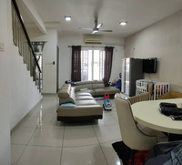 Terrace House For Sale at Seri Austin, Tebrau