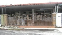 Terrace House For Auction at Taman Desa Aman, Karangan