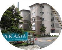 Property for Rent at Akasia Apartment