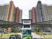 Apartment For Auction at Seri Mutiara Apartments, Bandar Seri Alam