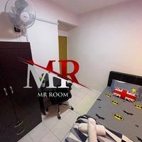 Apartment Room for Rent at Sri Raya Apartment, Kajang