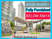 Property for Rent at Molek Regency