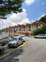 Townhouse For Sale at Amansiara, Selayang