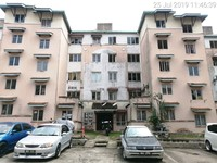 Property for Auction at Anggerik Apartment