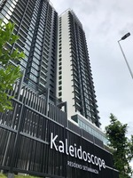 Property for Auction at Setiawangsa Residency @ Kaleidoscope