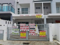 Property for Auction at Taman Melur