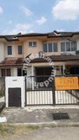 Terrace House For Rent at PU6, Bandar Puchong Utama