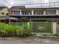 Terrace House For Auction at Taman Kin Mee, Ipoh