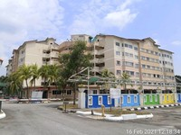 Property for Auction at PD Tiara Bay Apartment