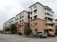 Property for Auction at Pangsapuri Teratai (Lotus Apartment)