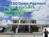 Property for Sale at Taman Klebang Emas