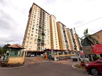 Property for Sale at Pangsapuri Saujana Gombak