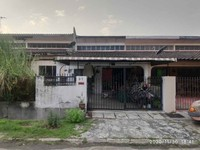 Terrace House For Auction at Taman Rishah, Ipoh