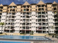 Property for Auction at Ixora Apartment