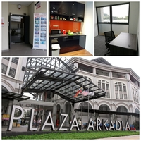 Property for Rent at Plaza Arkadia