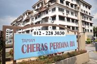 Property for Sale at Cheras Perdana Ria Apartment