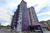 Property for Auction at P.D Perdana Condo Resort