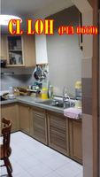 Apartment For Sale at Desari Apartment, Ayer Itam