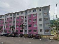 Property for Auction at Pangsapuri Megah Villa