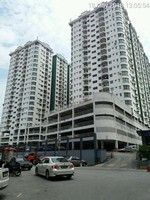 Property for Auction at Kepong Central Condominium
