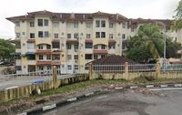 Property for Auction at Titiwangsa Apartment