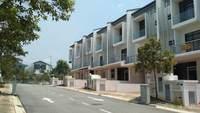Terrace House For Auction at Taman Tasik Residensi, Rawang