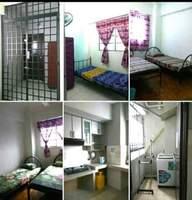 Apartment Room for Rent at Sri Impian Apartment (Larkin Perdana), Johor Bahru