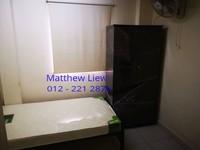 Serviced Residence Room for Rent at Kepong Baru, Kepong