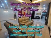 Property for Sale at Taman Ponderosa