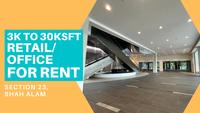 Property for Rent at Hap Seng Business Park