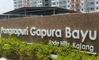 Property for Rent at Pangsapuri Gapura Bayu