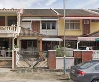 Terrace House For Auction at Taman Sri Nibong, Sungai Nibong