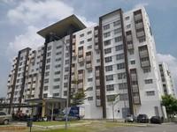Property for Auction at Seri Mutiara Apartment