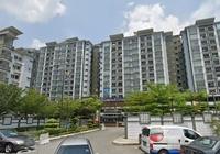 Property for Auction at Pangsapuri Damai