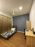 Apartment Room for Rent at Paramount Utropolis, Shah Alam