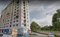 Property for Rent at Anggerik Apartment