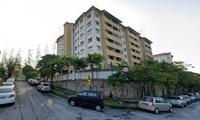 Property for Auction at Taman Gemilang Apartment