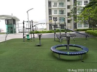 Apartment For Auction at Tropez Residences, Danga Bay