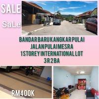 Property for Sale at Bandar Baru Kangkar
