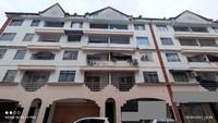 Property for Auction at Kota Laksamana Utama Apartment