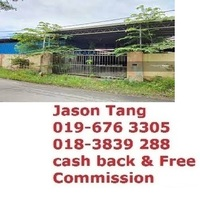 Detached Factory For Auction at Kubang Kerian, Kota Bharu