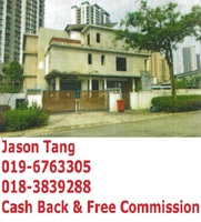 Property for Auction at Tropicana Indah
